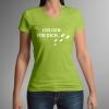 T-Shirt Ich Geh Für Dich grün – ALfA e.V.