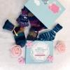 ALfA Kleidung – Babysocken Handmade by Robin