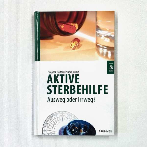 ALfA Buch – Aktive Sterbehilfe