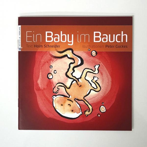 ALfA Buch – Ein Baby im Bauch